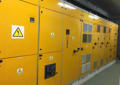Sistema de Telecontrol de Estaciones de Bombeo de Aguas Residuales 2ª y 3ª fase